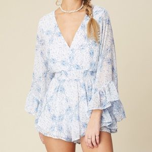 Altar'd State Patterned Romper